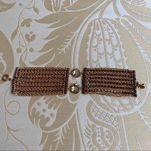 Alex & Ani Rhinestone Bracelet